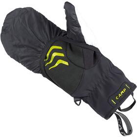 Camp G Comp Warm Gloves black/lime